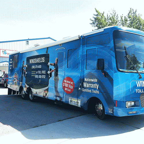 Bus Wraps and Bus Graphics Boise