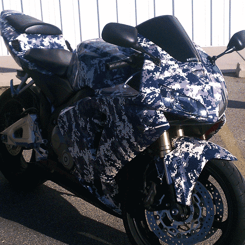 Motorcycle Wraps and Motorcycle Graphics in Boise