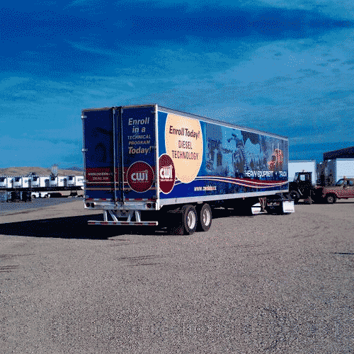Semi Truck Wraps and Semi Truck Graphics in Boise