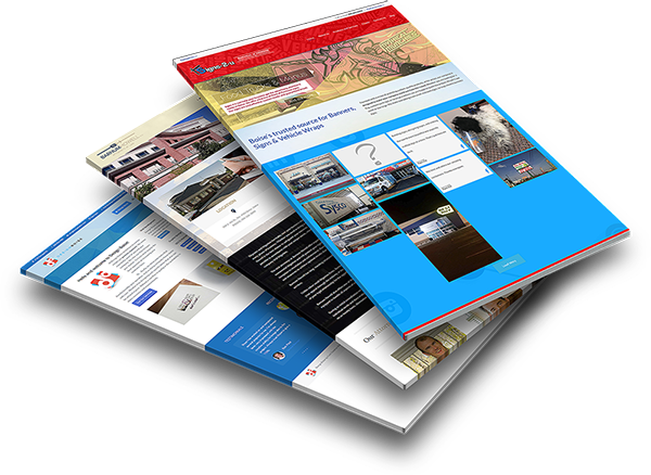 Web Site Development from Signs2u Boise