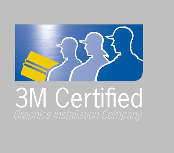 3M Certified Graphics Installation Company