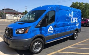 Boise sign company Commercial Vehicle & Fleet Wraps