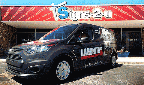Vehicle Wraps for Business
