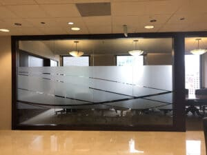 conference room privacy film